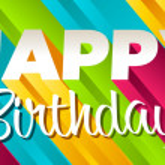 Colorful Happy Birthday — Stock Vector