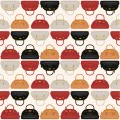 Seamless bags pattern — Stock Vector #8232727