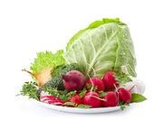 Setof vegetables — Foto de Stock