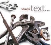 Vintage tools — Stock Photo