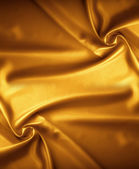 Golden satin textur, brokat — Stockfoto