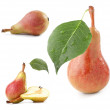 Collection on pears — Stock Photo #9674163