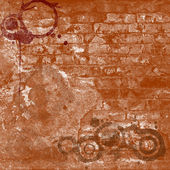 Old wall texture background — Stock Photo