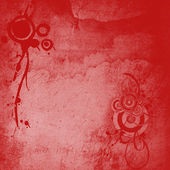 Red grunge texture background — Stock Photo