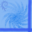 图库照片: Blue abstract and texture background