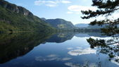 See in Norwegen — Stock Photo