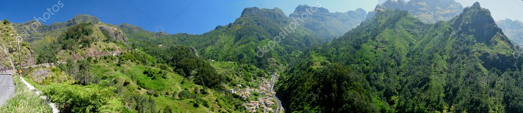 Madeira, Portugal, Blumeninsel, Atlantik — Stock Photo #8275738