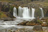 Iceland - Waterfal — Stock Photo