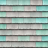 Roof shingles — Stock Photo
