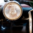 Stock Photo: Retro car close up