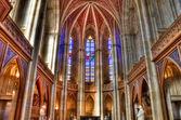 Teto da igreja — Foto Stock