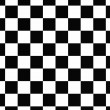 Texturized chess board background — Stock Photo