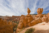 Beautiful rock formation in Bryce Canyon. — Stock Photo