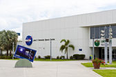John Kennedy Space Center — Foto de Stock