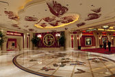 Encore theater v encore las vegas resort a casino. — Stock fotografie