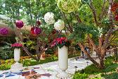 Jardín Botánico de wynn las vegas resort y casino — Foto de Stock