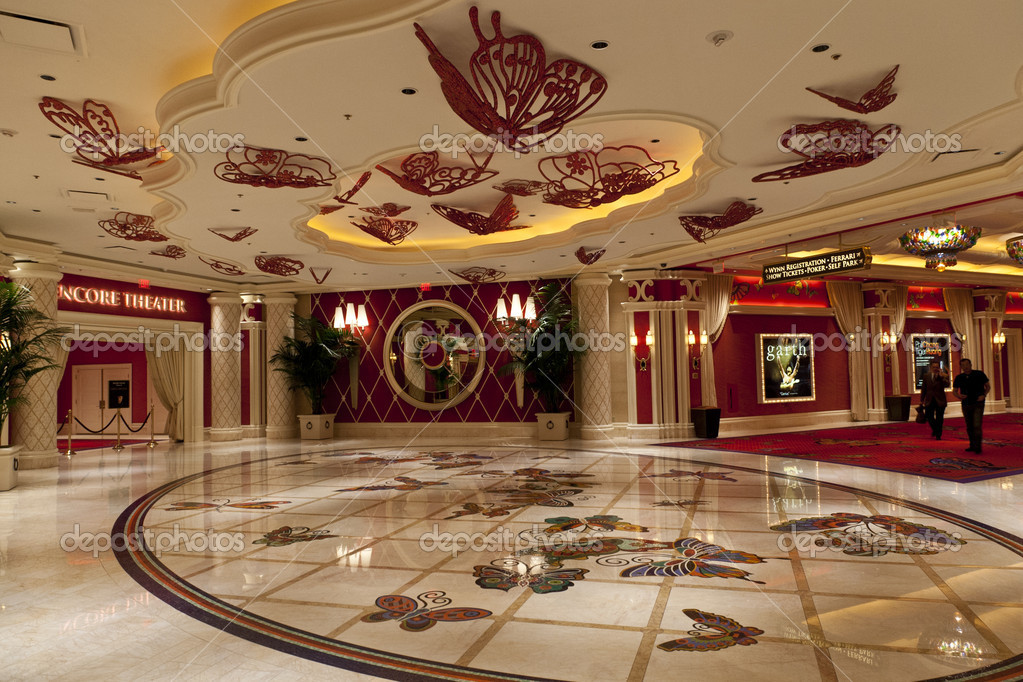 Encore hotel and casino at hard rock hotel and casino in