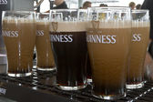 Guinness beer — Stock Photo