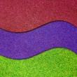 Royalty-Free Stock Photo: Abstract color grass with curved line background
