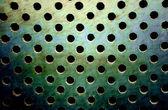 Fondo grunge textura metálica — Foto de Stock