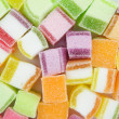 Stock Photo: Colorful Jelly Candy Background