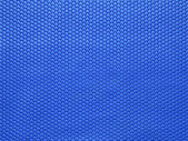 Blue leather texture background — Stock Photo