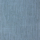 Blue linen canvas texture — Stock Photo