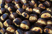 Tradicional roast chestnuts — Stock Photo