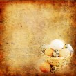 Easter vintage background - Stockfoto