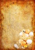 Easter vintage background — Stock Photo
