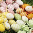 Objects for Easter,a still life — Stock Photo