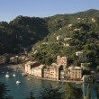 The wonderful village of Portofino,Liguria,Italy — Stock Photo #9192326