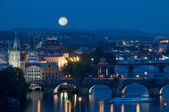 View of Praha — Stock Photo