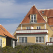 Denmark colored houses - Stock fotografie