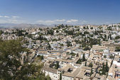 Granada,Spain,Albaicín — Stock Photo