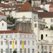 Portugal,view of the old town of Coimbra — Stockfoto