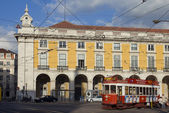 View of Lisboa,Portugal — Stock Photo