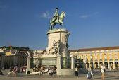 里斯本,葡萄牙的视图 — 图库照片