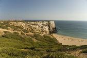 A costa sul de portugal, costa vicentina — Foto Stock