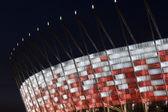 National stadium in Warsaw — Stock Photo