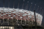National stadium in Warsaw — Stock Photo
