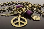 Peace jewelry — Stock Photo
