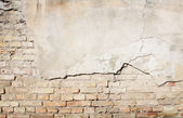 Brick grunge wall background — Stock Photo
