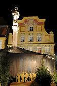 Weihnachtliche Altstadt — Stock Photo