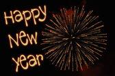 Gott nytt år — Stockfoto