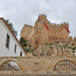 Castillo Almansa - Stock Photo