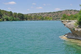 Lagunas de Ruidera — Stock Photo