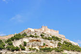 Festung von Chinchilla in Spanien — Stock Photo