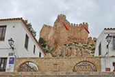 Castillo Almansa — Stock Photo