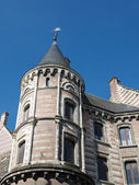 Episcopal Palace, Angers, France. — Stock Photo